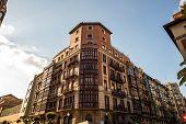 Old Buildings In Bilbao