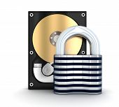 Hdd And Lock