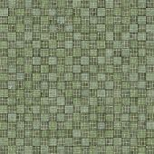 square  3d abstract mosaic green tile pattern
