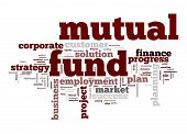 Mutual Fund Word Cloud