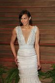 LOS ANGELES - MAR 2:  Paula Patton at the 2014 Vanity Fair Oscar Party at the Sunset Boulevard on March 2, 2014 in West Hollywood, CA