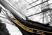 stock photo of sark  - Cutty Sark - JPG