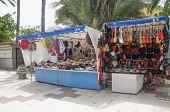 Market Stalls In Torrevieja, Spain