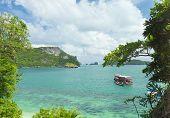 Paradise Beach At Koh Samui, Thailand
