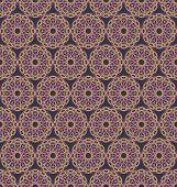 Abstract spirographs geometric pattern