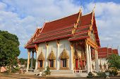 Temple at Wat Nong Sano