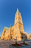 Cathedral Basilica Of St Stanislaus Kostka (1912) In Lodz, Poland