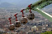 Funicular in Grenoble