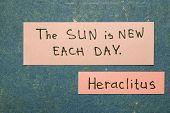Sun Is New