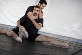 IMB Mixed Martial Arts Choke