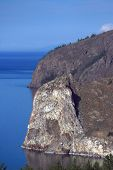 Olkhon is the biggest island on Baikal lake