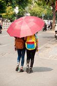 Healthy Lifestyle Of Vietnam Citizen.