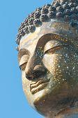 Big Buddha site in Thailand.