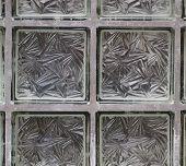 Wall Of Glass Bricks, Southern Bohemia