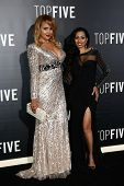 NEW YORK-DEC 3: Actors Hayley Marie Norman (L) and Karlie Redd attend the