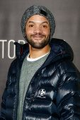 NEW YORK-DEC 3: Dancer Savion Glover attends the