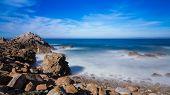 Ocean Coast Monterey California