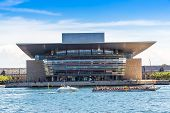 Постер, плакат: Opera House In Copenhagen