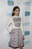 LOS ANGELES - DEC 4:  Rowan Blanchard at the The Actors Fund�?�¢??s Looking Ahead Awards at the Taglyan Complex on December 4, 2014 in Los Angeles, CA