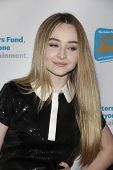 LOS ANGELES - DEC 4:  Sabrina Carpenter at the The Actors Fund�?�¢??s Looking Ahead Awards at the Taglyan Complex on December 4, 2014 in Los Angeles, CA