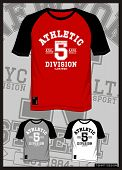 T Shirt Athletic