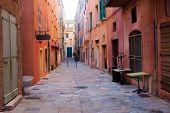 Street Scene, Bastia