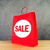 Clarance Sale Shopping Bag