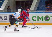 Logan Payet (39) Vs Gharkov Pavel (25)