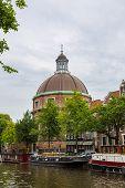 Lutheran Church In Amsterdam