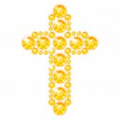 Cross of Diamonds