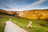 Footpath To Malham Cove