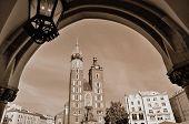 Mariacki Church Cracow