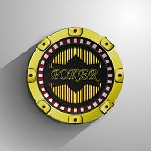 picture of coin slot  - Casino - JPG