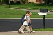 Kids Coming Home