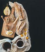 foto of kumquat  - Breakfast set - JPG