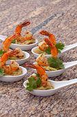 Spicy Shrimps Guacamole