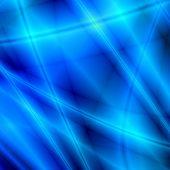 Blue neon fantasy background