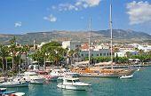 Greece. Dodecanesse. Island Kos. Kos Town. Harbor