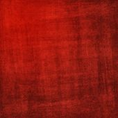 Red Textured Background