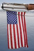 Sail Boat Flag