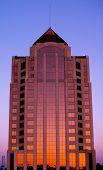 Sunset Skyscraper