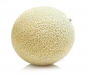 pic of cantaloupe  - cantaloupe melon - JPG