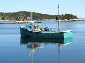 Cape Islander Boat