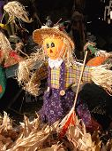 Pumpkin Patch Doll