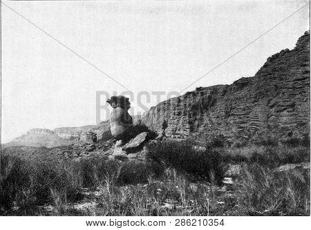 The Sierra del Diablo in