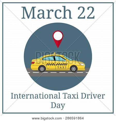 International Taxi Driver Day March