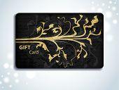 ornamental gift card