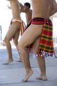 image of ifugao  - Dancers performing an Igorot cultural dance from the Philippines - JPG