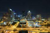 Skyline da cidade de Tampa, Flórida