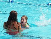 Swim Lesson Girl